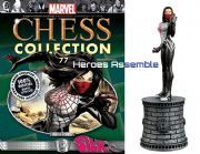 Marvel Chess Collection #77 Silk Eaglemoss Publications